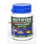 Cichlid Green (Otçul Balık Yemi - 100 ml)