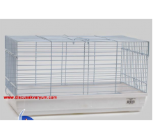 Tavşan Kafesi (Beyaz)