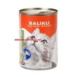 Balıklı Konserve Kedi Maması (410 gr) - (5 +1 Kampanya)