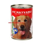 Av Hayvanlı Köpek Konservesi (410 Gr) (4+1 Kampanya)