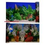 Bitkili - Mercanlı 60 cm Arka Fon