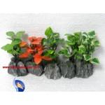 Bonzai Plastik Dekor Bitki