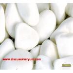 Beyaz Çakıl - Kalın (25 Kg - DAK33)