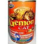 Cat Somon ve Karides Konserve (415 gr / 4+1 Kampanya)