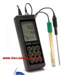 HI 9125 C Taşınabilir Otomatik Kalibrasyonlu , Su Geçirmez pH Metre + ORP