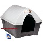 Happy Kennel Köpek Kulübesi Küçük