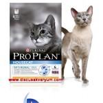 House Cat (Yetişkin ev kedileri için Tavuklu ve Pirinçli mama - 1.5 Kg)
