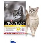 Light (Yetişkin kediler için düşük kalorili Hindili ve Pirinçli mama - 1.5 Kg)