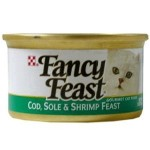 Cod, Sole Shrimp Feast (85 gr)