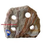 Rainbow Stone (4 Delikli)