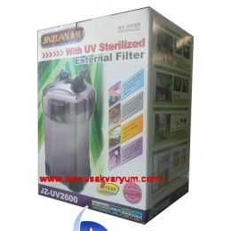 JZ-UV2600 Dış Filtre