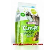 V.Laga Cuni Crispy Tavşan Yemi 1 kg
